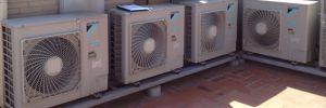aire condicionado comercial