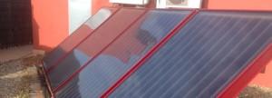 Experiencia de Placas Solares