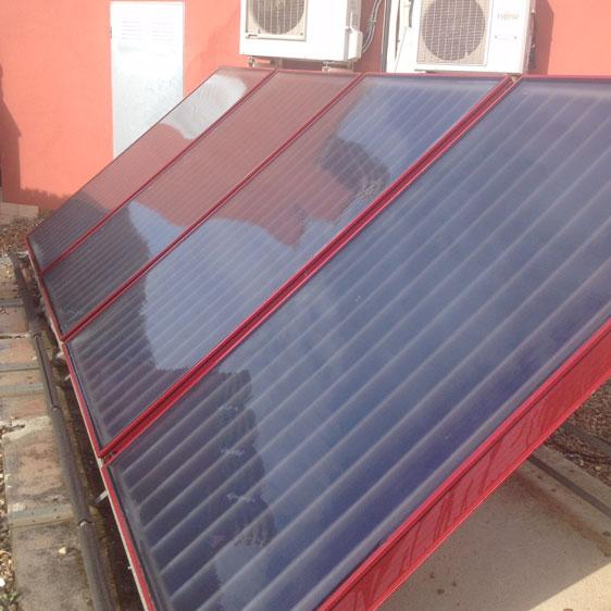 Mantenimiento Técnico Placas Solares